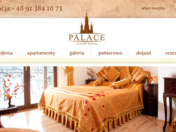 Palace – Luxury Rooms