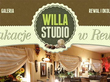Willa Studio w Rewalu