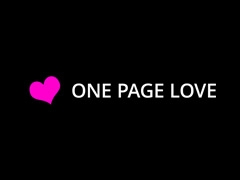 One Page Love