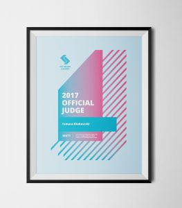 CSS Design Awards Official Judge - Tomasz Błokowski